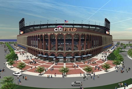 Citi Field, Home of New York Mets
