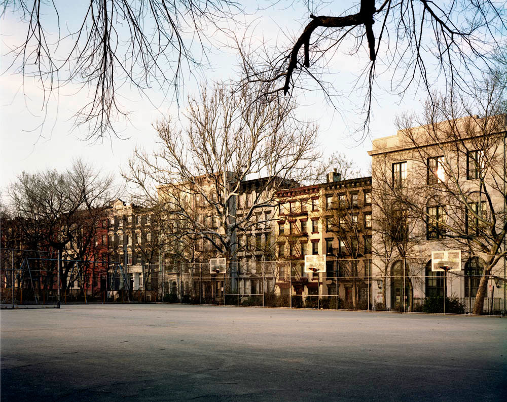 Tompkins Square Park Basketball Courts